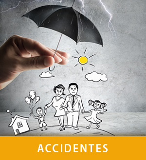 Seguro accidentes familia